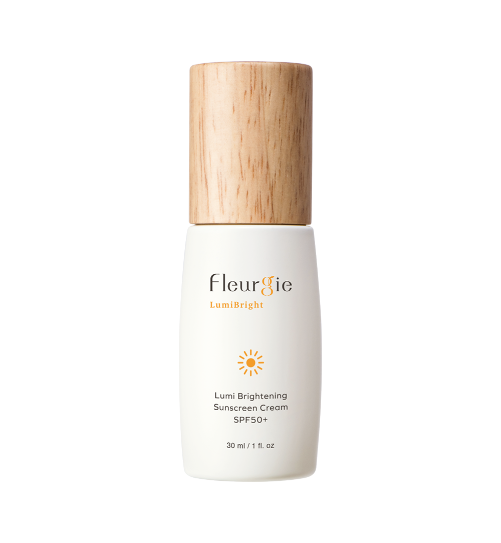 Fleurgie Lumi Bright Sunscreen Cream SPF50